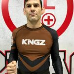 Jo han is a Brown Belt from Belgium, he also teaches No Gi and MMA at Team Impact